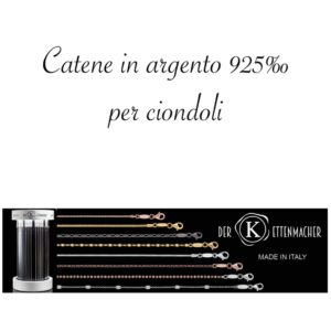 Catene in argento